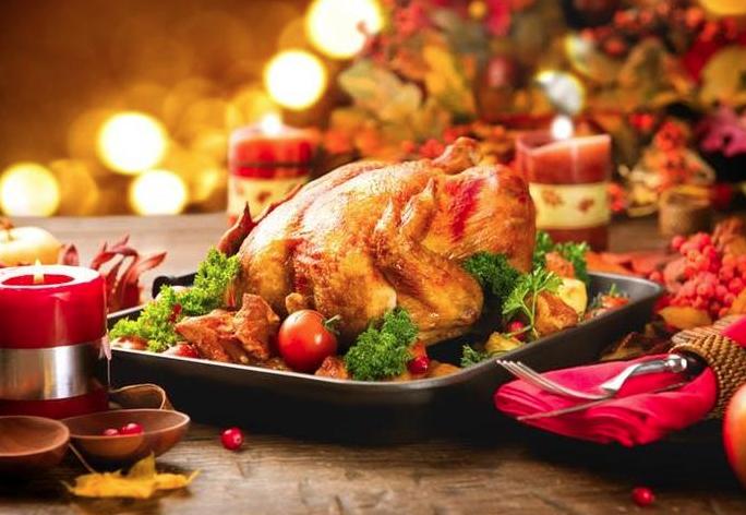 Christmas Dinner Index