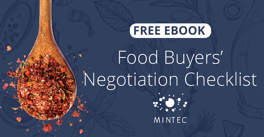 commodity price negotiation ebook
